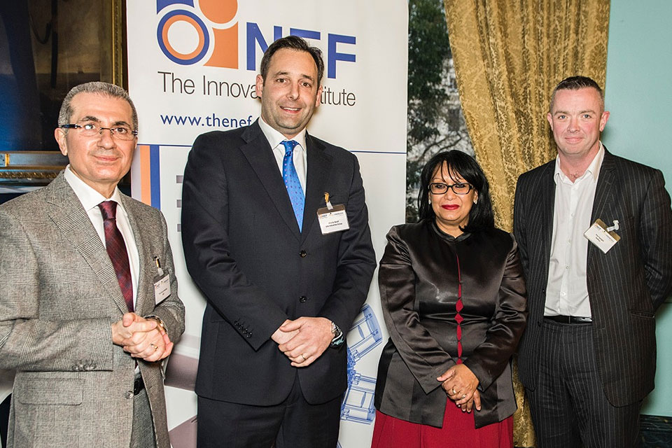 Gilo Industries Receive Outstanding Innovation Award