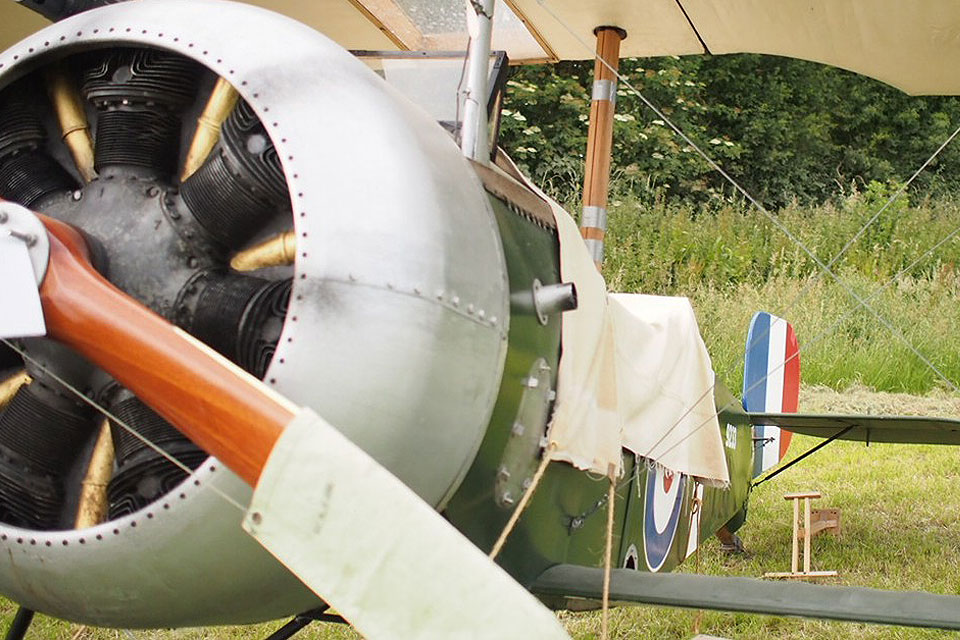 Gilo Industries Group Sponsors The Chalke Valley History Festival