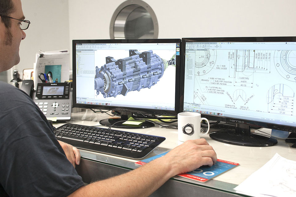 Gilo Industries & Rotron Feature in SolidWorks Case Study Video