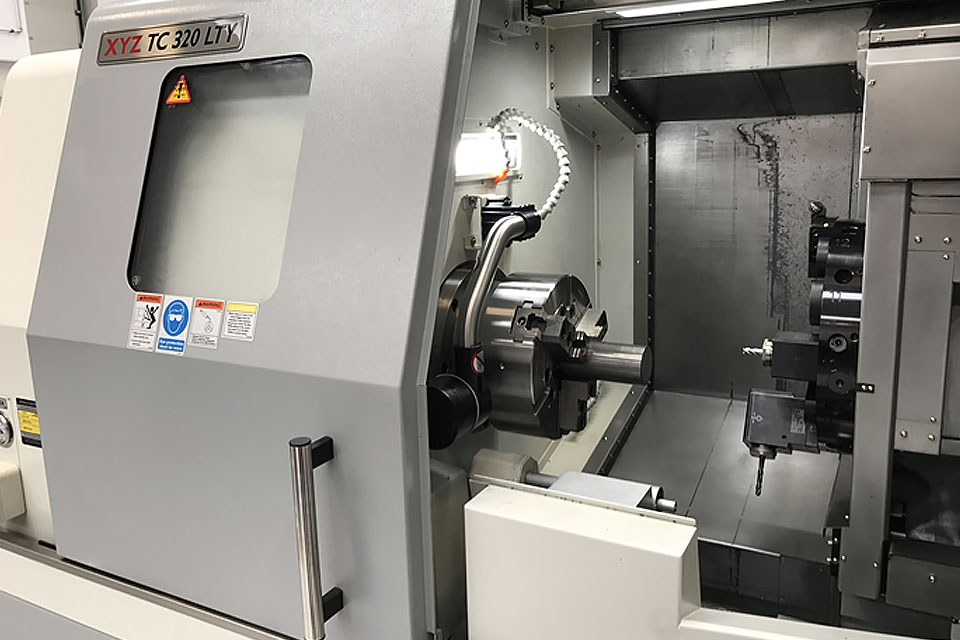 Gilo Industries Invests in Machining Capability with In-House CNC Expansion