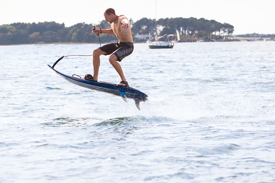 Mako Boardsports Launch Next Generation Jetboard
